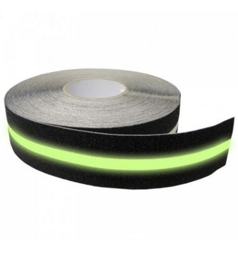 fita antiderrapante faixa fotoluminescente 3m x 48mm