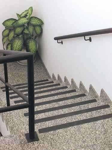 fita antiderrapante lixa preta segurança escada pisos 20 mt