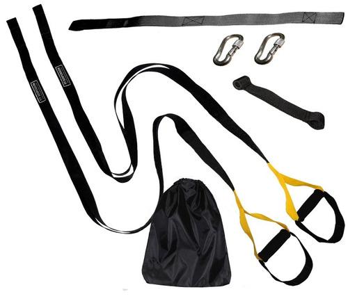 fita aparelho treino funcional suspenso tipo trx suspension