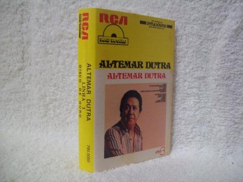 fita cassete original altemar dutra- altemar dutra