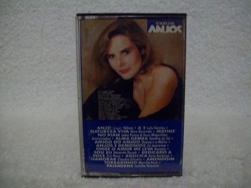 fita cassete original o sexo dos anjos- nacional