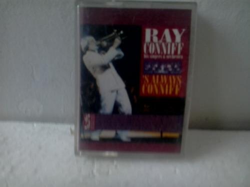 fita cassete ray conniff s always conniff - frete gratis