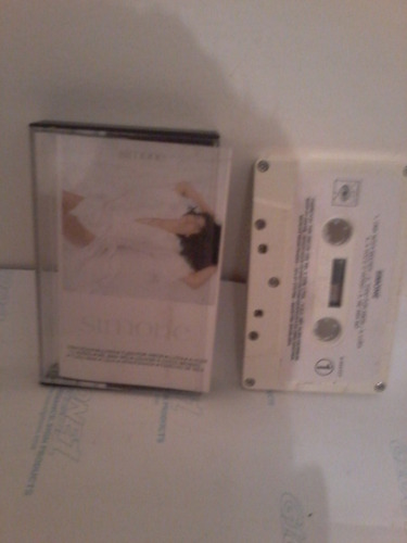 fita cassete simone - original - frete gratis