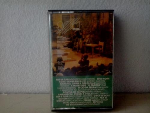 fita cassete som brasil 1989 - sertanejo frete gratis