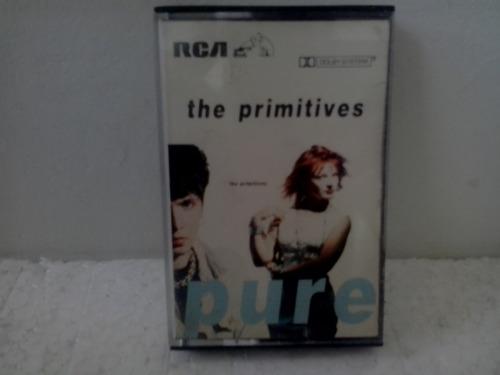fita cassete the primitives - pure - frete gratis