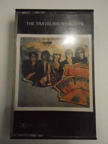 fita cassete the traveling wilburys
