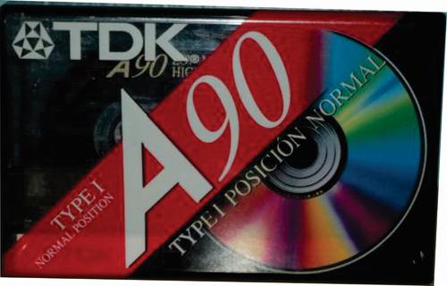fita cassette nova