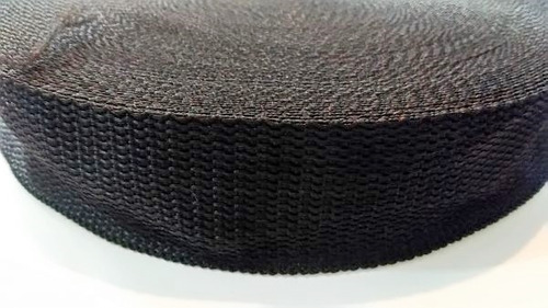 fita cinta 25mm 50 metros confecção mochila colete têxtil