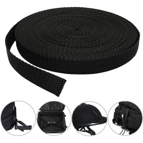 fita cinta nylon 40mm 50 metros confecção mochila rack