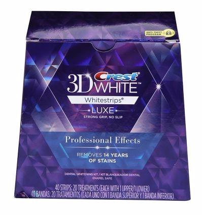Fita Clareadora 3d White 10 Envelopes Frete Gratis R 199 00 Em