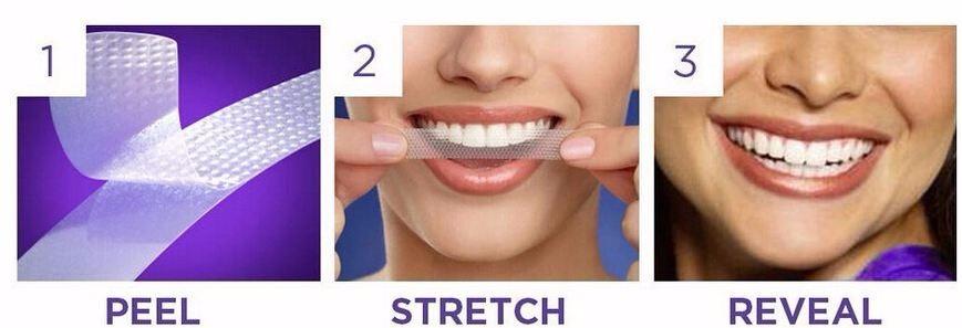 Fita Clareadora Dental 3d White 1 Envelope R 28 90 Em Mercado Livre