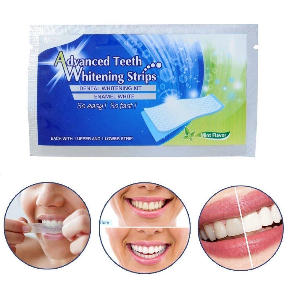 Fita Clareadora Dental Clareamento Caixa R 40 00 Em Mercado