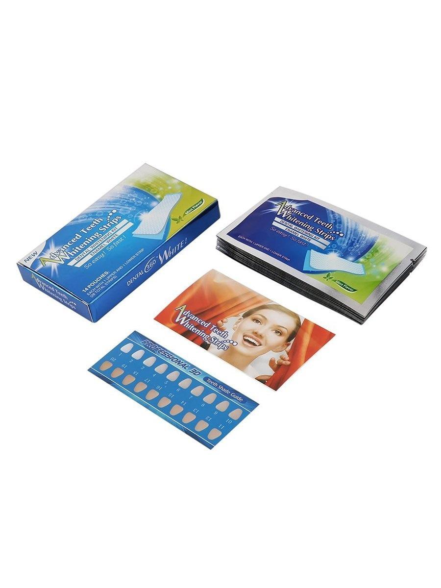 Fita Clareadora Dental Clareamento Whitestrips R 44 90 Em