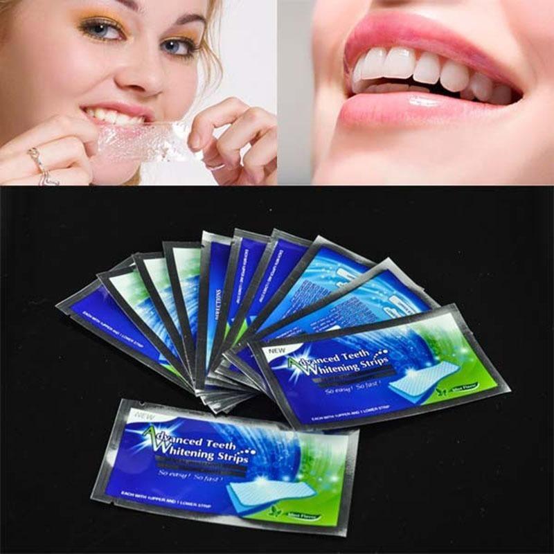 Fita Clareadora Dental White Strip Original Pronta Entrega R 50