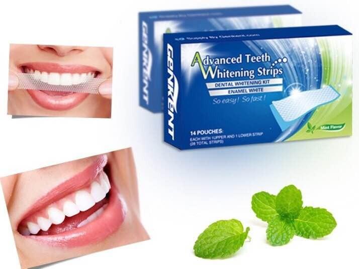Fita Clareamento Dental Branqueamento Dos Dentes R 40 00 Em