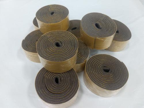 fita de espuma ( 2.000 x 50 x 4 mm)- kit com 10 peças