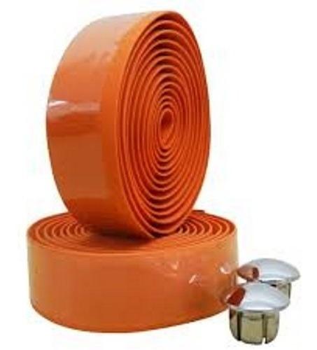 fita de guidão speed  laranja high one.