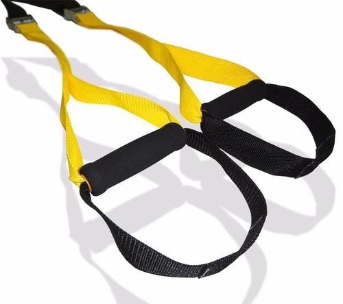 fita de treinamento suspenso - fit suspension pro - tipo trx