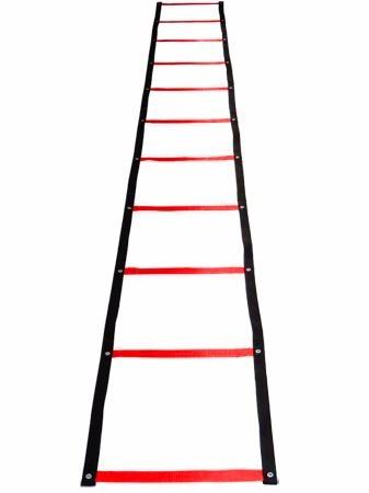 fita de treinamento suspenso tipo trx + escada + 10 cone chi