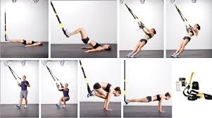 fita de treinamento suspenso tipo trx + escada de agilidade