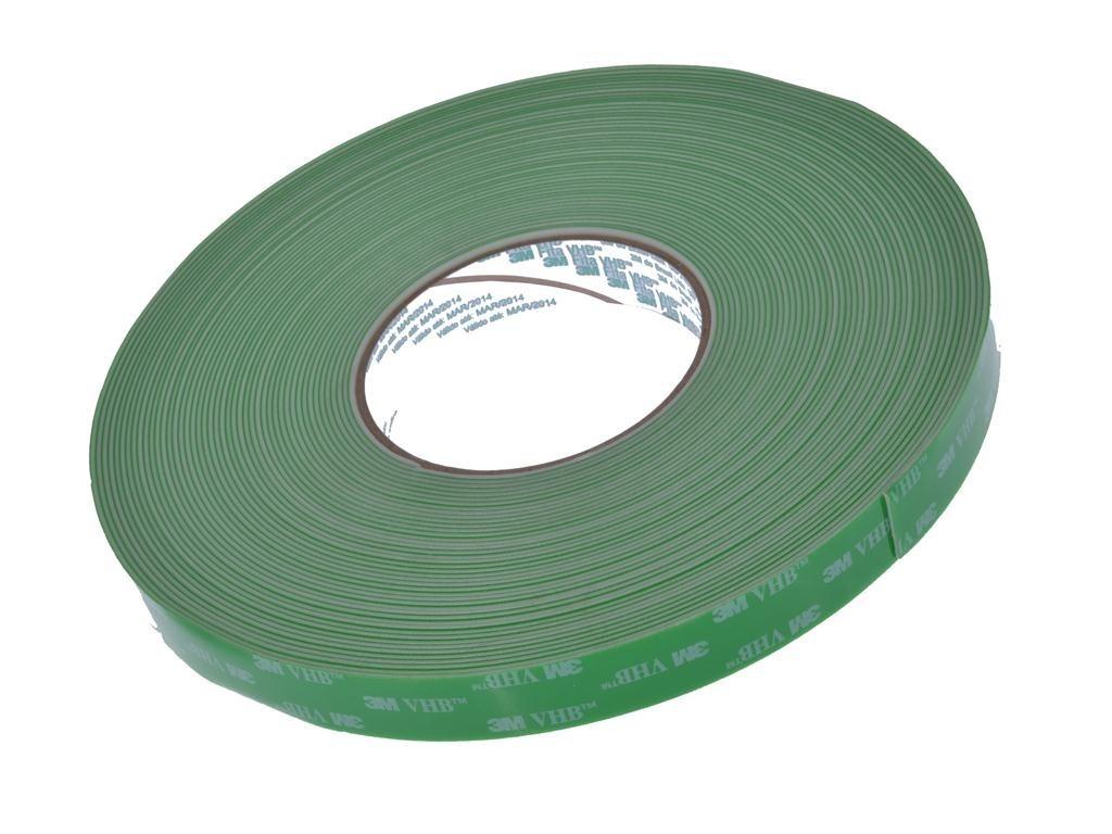 Fita Dupla Face Verde 3m Vhb 12 Mm X 20 M 4910 C/ Nf - R