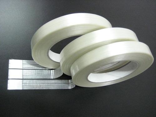 fita filamentosa - multi filamentos - 24 largura x 50 metros