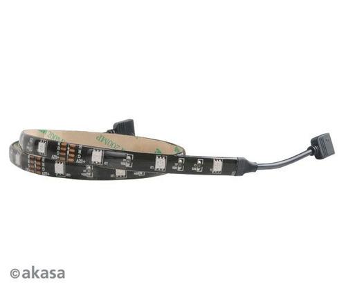 fita flexível de led vegas - cor branca - akasa