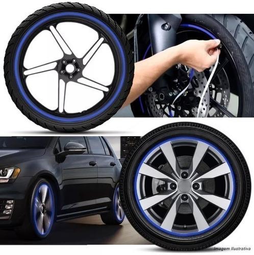fita friso roda refletivo motos alcom com aplicador 1004