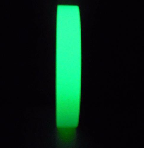 fita glow tape fluorescente festa brilha neon decoração rolo
