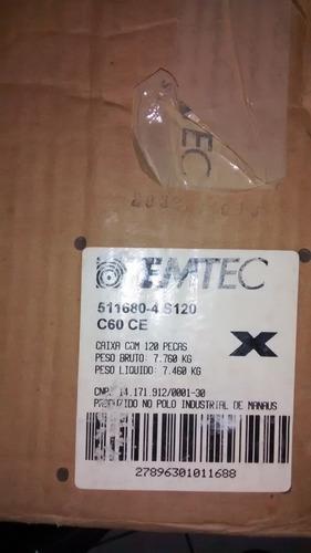 fita k7 basf chrome extra - virgem - cx c/ 120 unidades lac