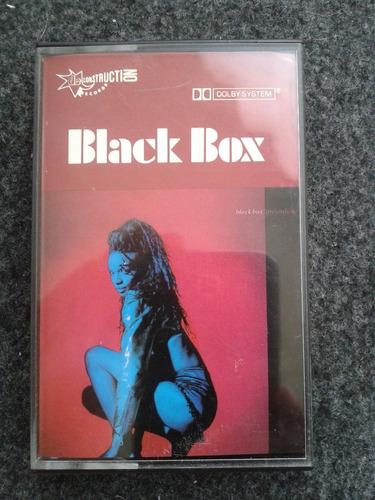 fita k7 black box - dreamland 1990 fantasy everybody everybo