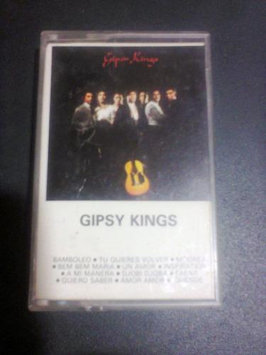 fita k7 gipsy kings bamboleo raridade