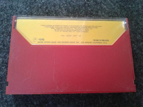 fita k7 jimmy smith at the organ - copacabana 1976 red box