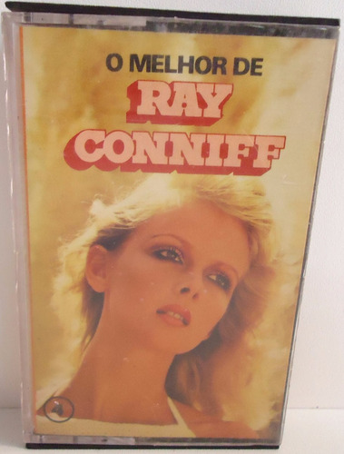 fita k7 ray conniff - latinismo- vol.4 - (box 4)