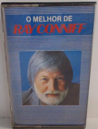 fita k7 ray conniff - o melhor de ray conniff (box 5)