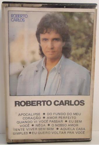 fita k7 roberto carlos - by trekus vintage (box 4)