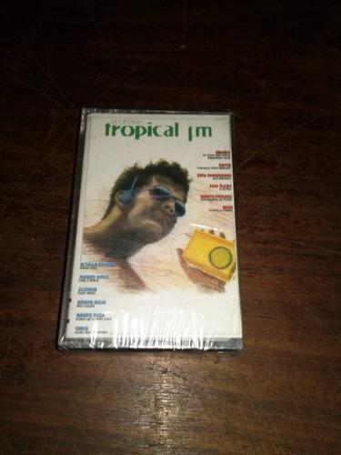 fita k7 sucesso tropical fm lacrado rarissimo