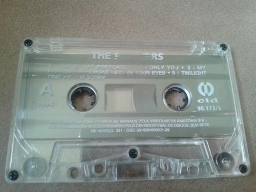 fita k7 the platters 1994 cid grandes sucessos cassete raro