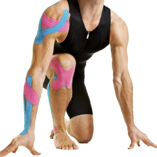 fita kinesio bandagem elastica 5 ms cada fisioterapia esport
