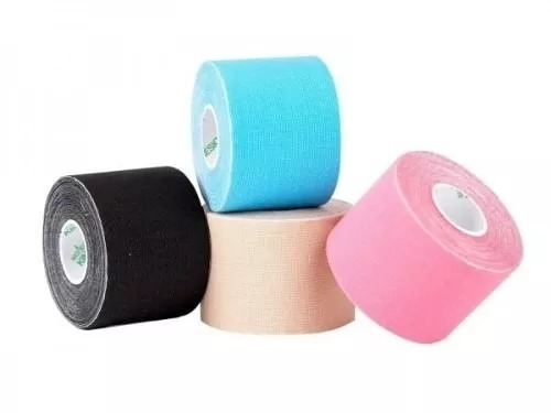 ff312f9b37 Fita Kinesio Tape Bandagem Adesiva