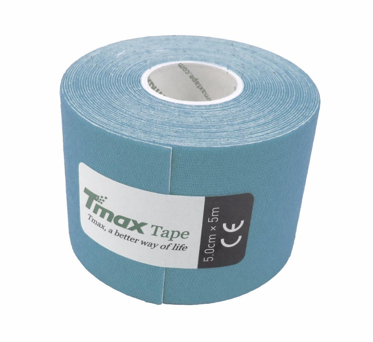 535d8e8fe9 Fita Kinesio Tmax Multilaser Bandagem Elastica 5 Mt Azul - R  33