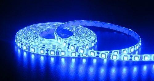 fita led 5050 rolo 5m 300 leds dupla face 3m prova d'agua