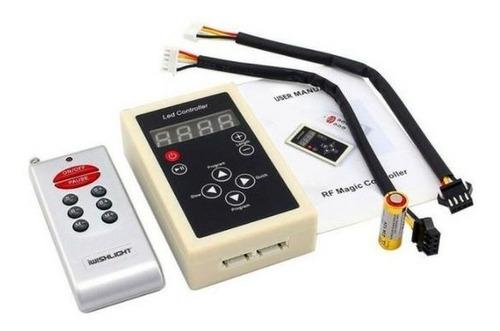 fita led digital 5mts 6803 rgb central controle 328 efeitos