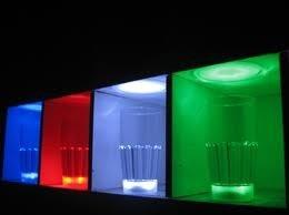 fita led ultra rgb prova d'agua controle fonte + brinde