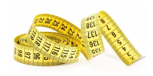 fita metrica costura com 1,50m cx 6 unid