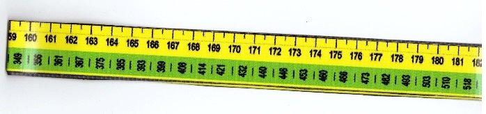 b4e0532b91 Fita Métrica De Pesar Bivnos Gado De Corte - R$ 59,00 em Mercado Livre