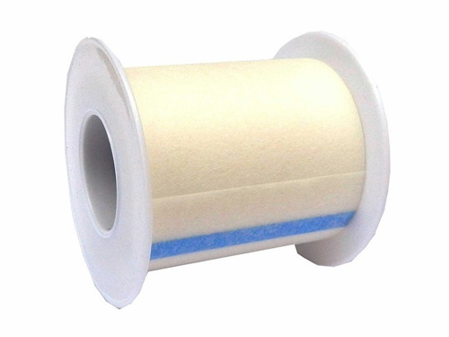 fita micropore adesiva 25mm x 10mts - rolo