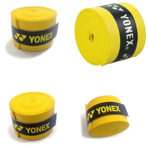 fita para raquete de tenis yonex amarelo