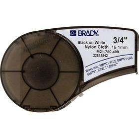 Fita Para Rotuladora Brady 19,05 Mm Nylon Branco M21-750-499