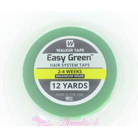 Fita Rolo Adesivo Easy Green Verde 12 Metros - Mega Promoção
